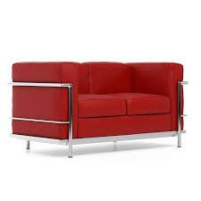 modèle canapé canapé le corbusier lc2 grand confort petit modèle