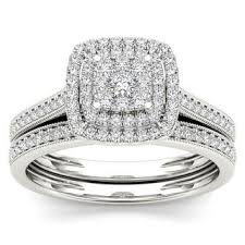 wedding band sets bridal jewelry sets shop the best wedding ring sets deals for
