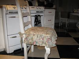 Shabby Chic Dining Rooms Decor Extravagant Remodelling Kitchen Chair Cushions Beige Tufted