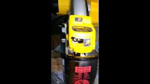 laser calibration for dewalt miter saw laser dw7187 pt 1 youtube