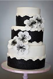 black and white wedding cakes black and white wedding cake ideas trendy