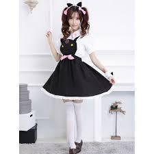 Neko Halloween Costume Neko Atsume Maid Costume 1 900x900 Jpg