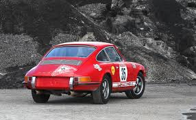 old racing porsche porsche 911 l rally