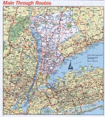 New York State Map by Westchester County Map