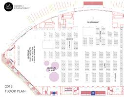 floorplan la art show