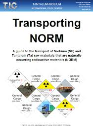 tic transport of norm