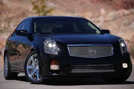 2006 Cadillac Cts V Interior Underrated Ride Of The Week 2004 2007 Cadillac Cts V The