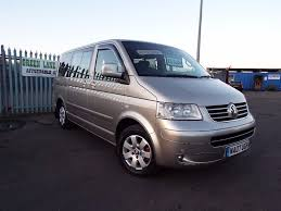 volkswagen caravelle 2006 volkswagen caravelle 2006 for 13 000 00 uk cheap used cars