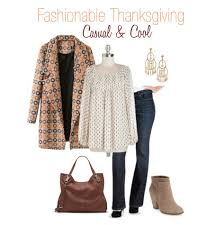 fashionable thanksgiving day looks savvy sassy