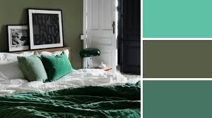 chambre verte quel linge de lit dans une chambre verte