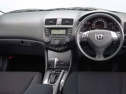Honda Accord 2003 Interior Honda Accord Wagon 2 4t Eu 2003 Picture 5 Of 8