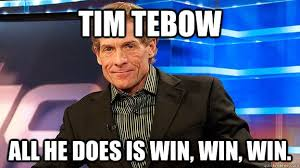 Tebow Meme - why tim tebow is good for baseball 12by6