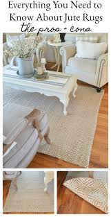 Striped Jute Rug Everything You Need To Know About Jute Rugs