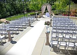 outdoor wedding venues bay area san francisco bay area wedding venue shannon community center