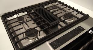 Downdraft Cooktops Excellent No Vent Required Kitchenaid Offers New Downdraft Ranges