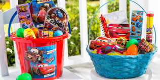 painted easter buckets build your own cars easter basket party city