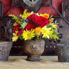 local flower delivery southern charm candle flowers in lafayette la flowers