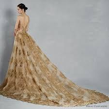 gold wedding dress 40 best gold wedding dress images on wedding dressses