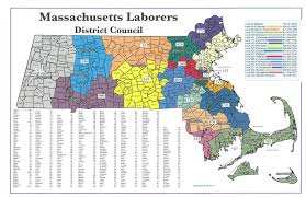 Lowell Massachusetts Map by Wage U0026 Benefits