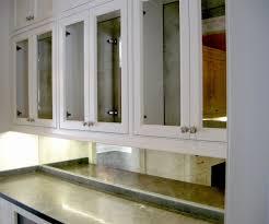 kitchen mirror backsplash 36 new mirrored kitchen backsplash images e villa