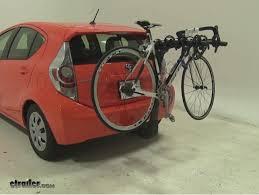 toyota prius bike rack thule vertex hitch bike racks review 2014 toyota prius c