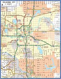 okc zip code map judgmental map of okc throughout of oklahoma city map of