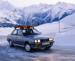 30 years of bmw all wheel drive system
