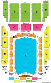 lyric opera house md seating chart