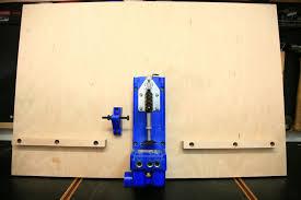 a handy mount for a kreg jig u2013 woodworkers source blog