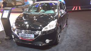 peugeot 208 gti inside peugeot new 208 gti 1 6 thp 200 hp 2015 exterior and interior in