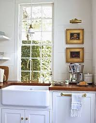 old kitchen made new 5 remodeling tips cococozy tip 2 use butcher block counters a wood countertop can add warmth to kitchen while also modernizing it