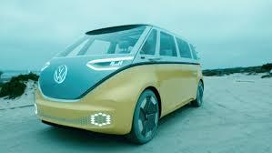 volkswagen van hippie far out vw plans an electric hippie bus