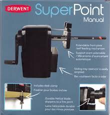 Front Desk Manual Derwent Superpoint Manual Pencil Sharpener Ken Bromley Art Supplies