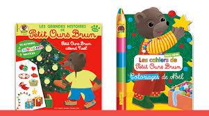 Les magazines de Noël Petit Ours Brun sont en kiosque  Les