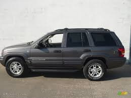 dark grey jeep grand cherokee 2004 graphite metallic jeep grand cherokee freedom edition 4x4