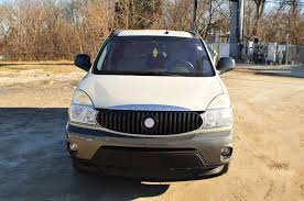 2005 buick rendezvous tan suv sale