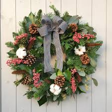 bristol florist christmas wreaths the rose shed