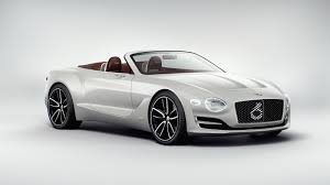 bentley all electric sports car to enter production in 2019