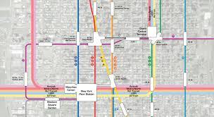 Hudson Yards Map Regional Connectivity U2013 Arrival New York Penn Station