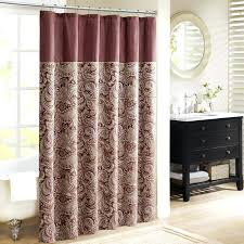 Brown And Gold Shower Curtains Brown And Gold Shower Curtains Gold Shower Curtain Sequin Shower