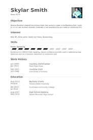 Cashier Example Resume by Courtesy Clerk Resume Samples Visualcv Resume Samples Database