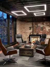 Office Loft Ideas Best 25 Industrial Office Design Ideas On Pinterest Industrial