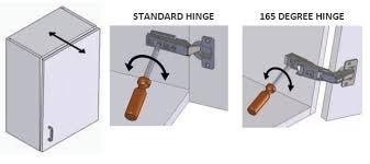 kitchen corner cabinet hinge adjustment how to adjust a kitchen unit hinge door diy kitchens