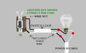 light switch color code trailer wiring diagram 4 wires way