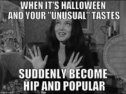 Addams Family Meme - get the neighbours talking something good for once imgflip