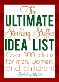 Stocking Stuffer Ideas For Him The Ultimate Stocking Stuffer Idea List Over 400 Ideas For The