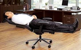 Sleeping Armchair Lay Flat Office Chair Can Turn Into A Functional Cot How Can I