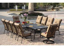 darlee outdoor living series 60 cast aluminum 92 x 42 rectangular