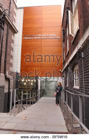 Art And Design London Chelsea College Of Art And Design John Islip Street Pimlico