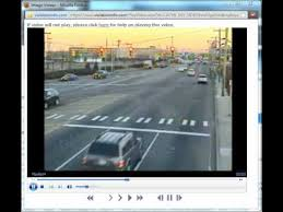red light ticket video red light camera violation nassau county youtube